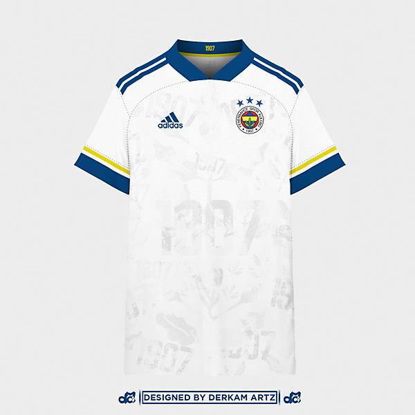 Fenerbahçe x Adidas x Special