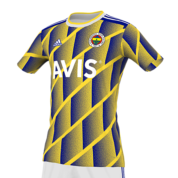 Fenerbahce x Ajax 21 away