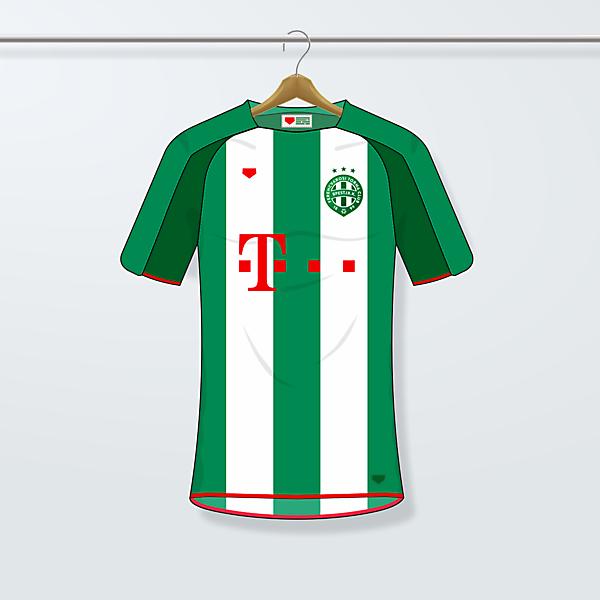 Ferencvarosi TC [home shirt]