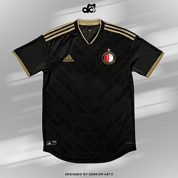 Feyenoord - Away Kit