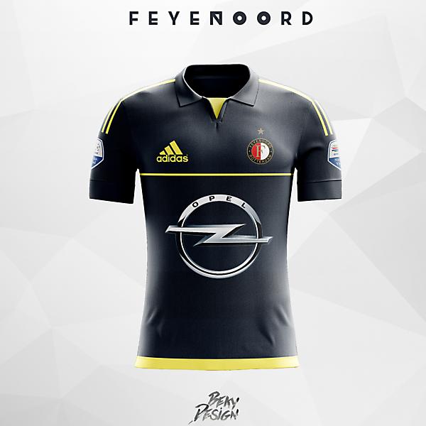 Feyenoord - Third Concept