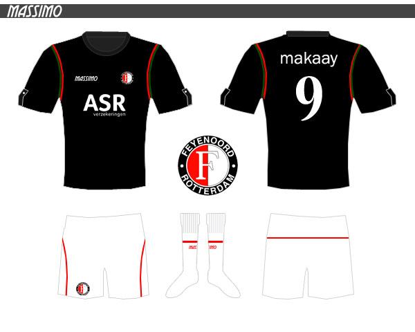 Feyenoord Away