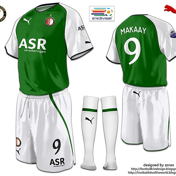 Feyenoord fantasy away