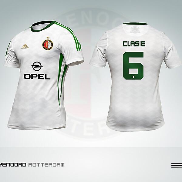 Feyenoord away 2014-2015