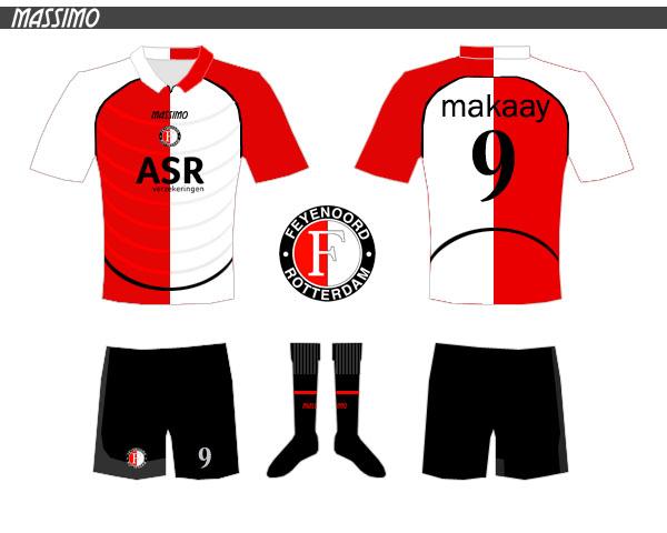 Feyenoord Home