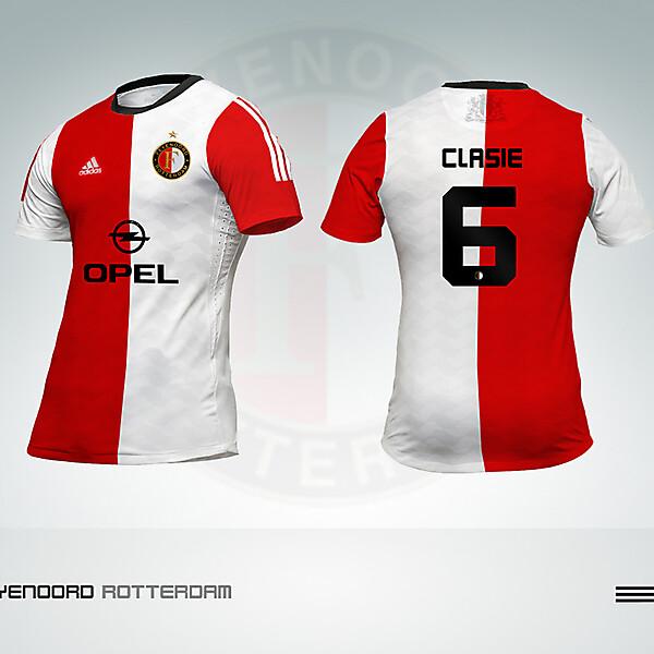 Feyenoord Home 2014-2015