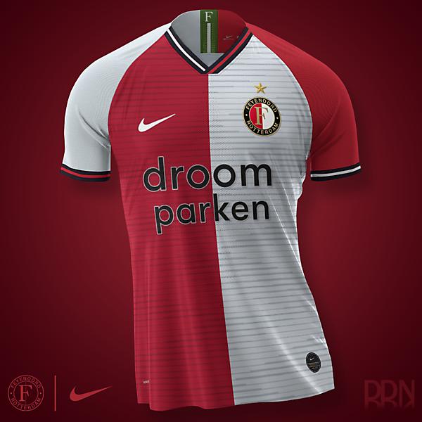 Feyenoord Nike 2020