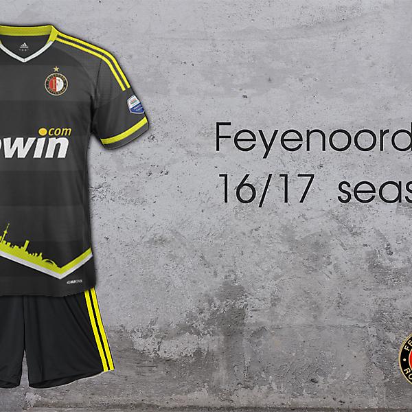Feyenoord Third 16/17