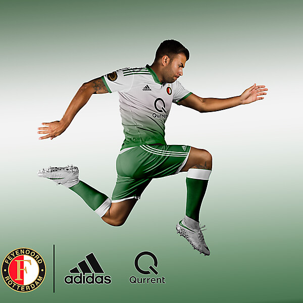 Feyenoord Third Concept