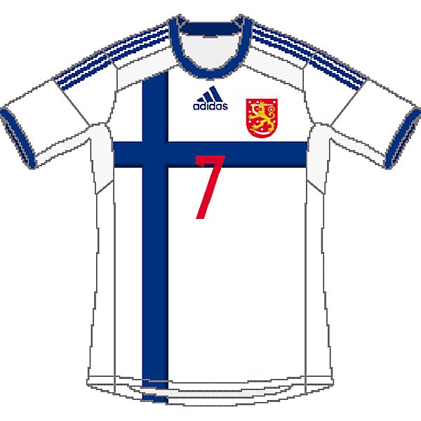 Finland Adidas Home