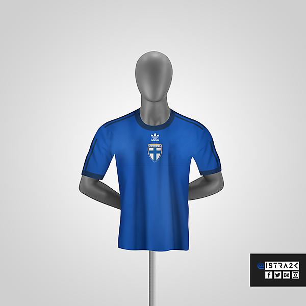 Finland X Adidas - Away