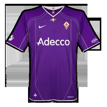 Fiorentina Home Fantasy