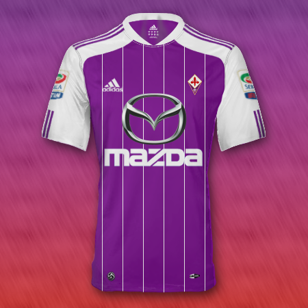 Adidas Fiorentina 12/13