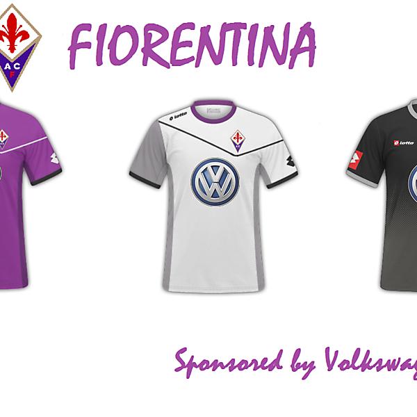 Fiorentina | Lotto & Volkswagen