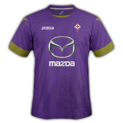 Fiorentina Fantasy Home Kit 2014/2015