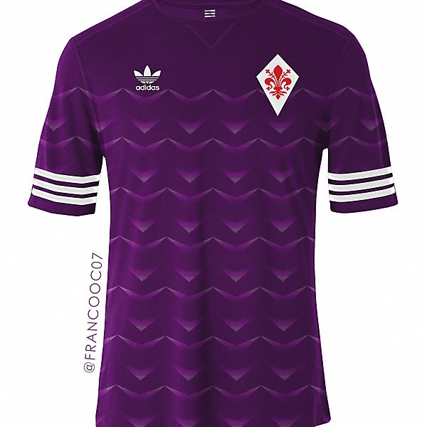 Fiorentina Retro · Adidas