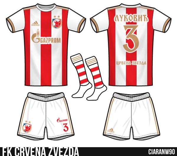 FK Crvena Zvezda - Home
