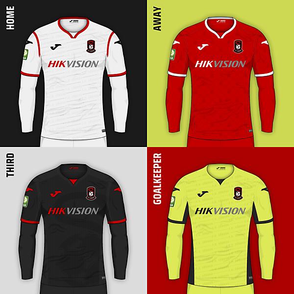 FK Sūduva   Jerseys