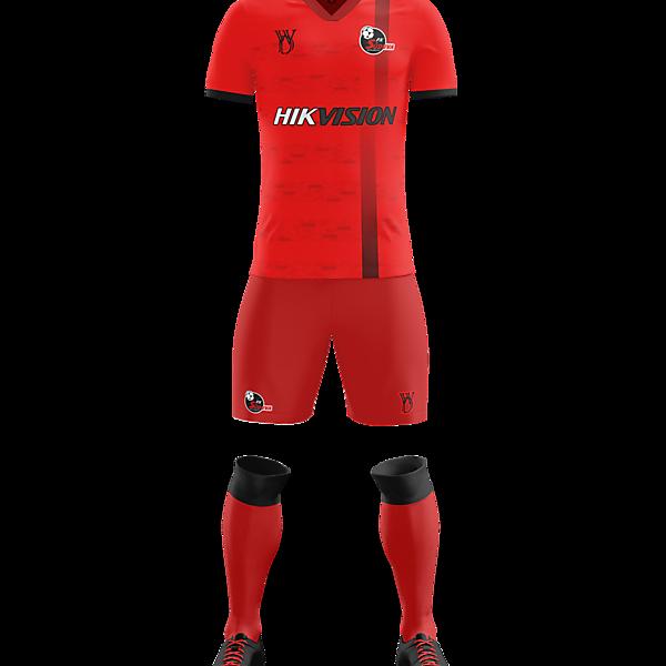 FK Sūduva away kit