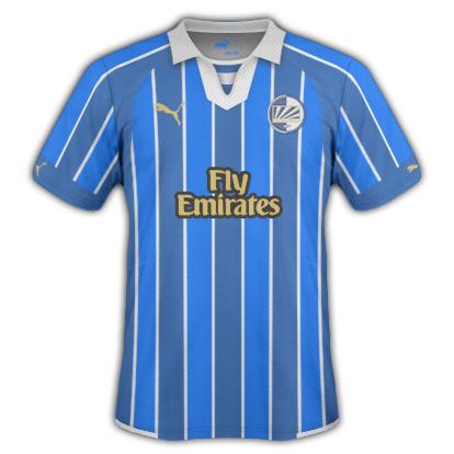 FK Sutjeska Niksic Third Kit