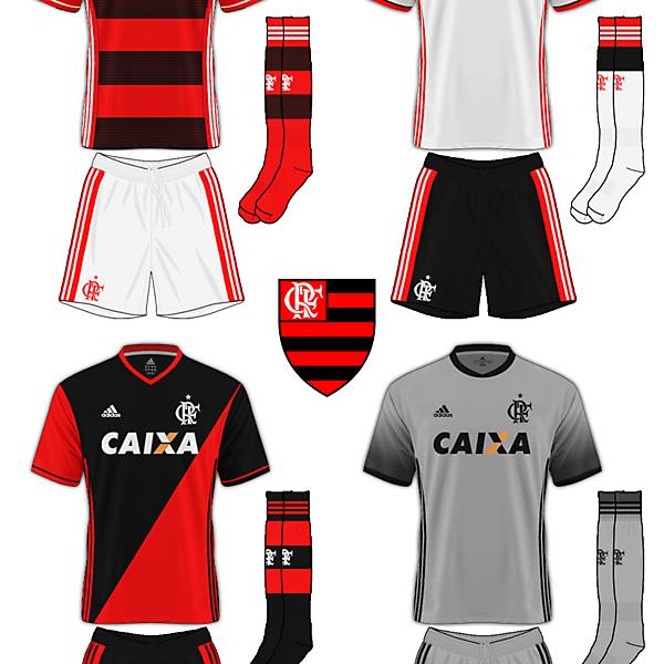 Flamengo Adidas