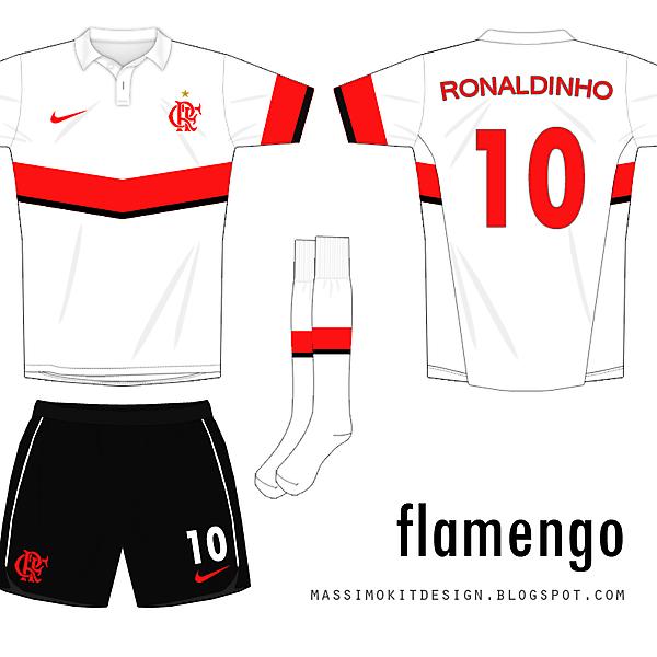 Flamengo Away