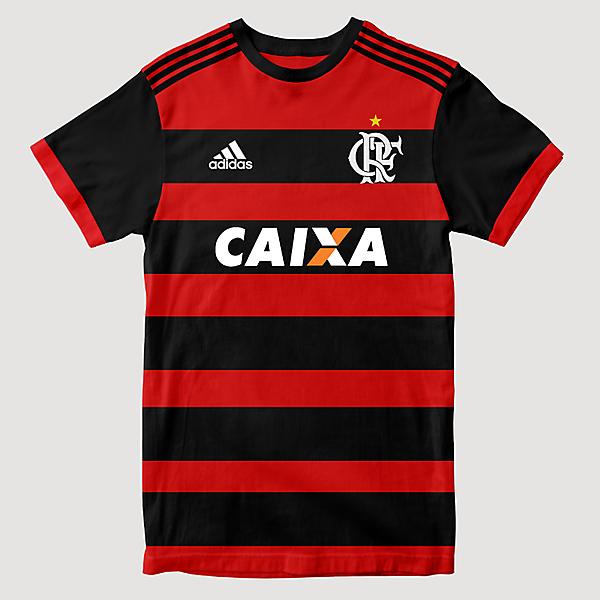 Flamengo Home 2018-2019