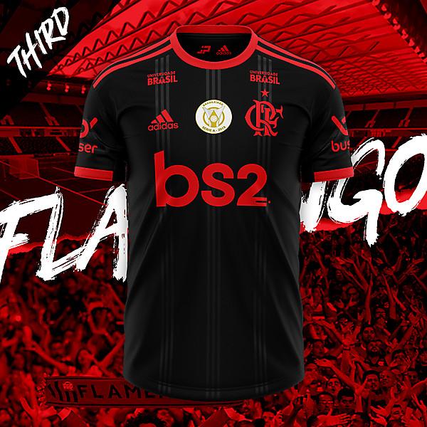 Flamengo Third Concept Kit