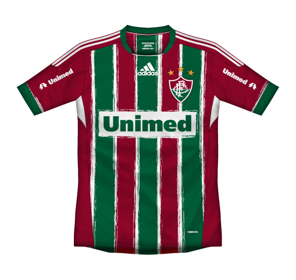Fluminense Home Shirt