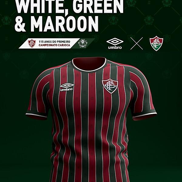 Fluminense / Concept Kit Umbro 2021