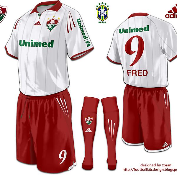 Fluminense fantasy away