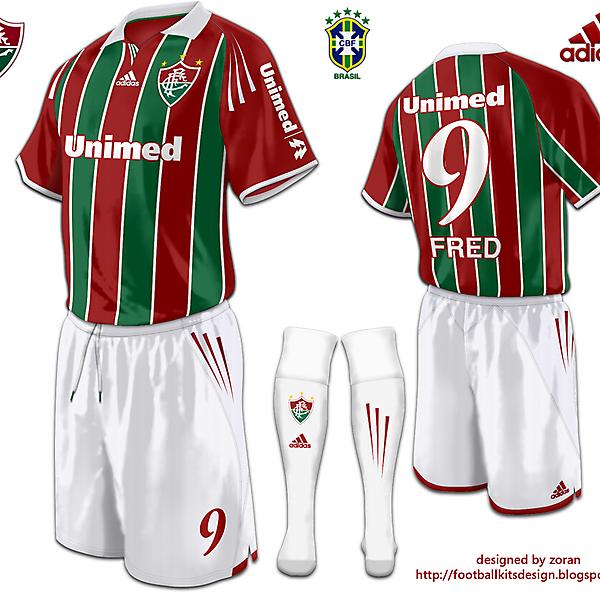 Fluminense fantasy home