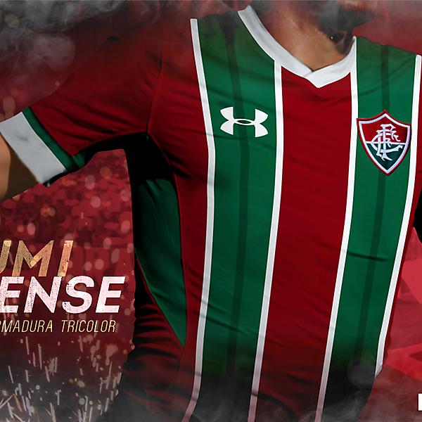 Fluminense Under Armour - kit 2017-2018