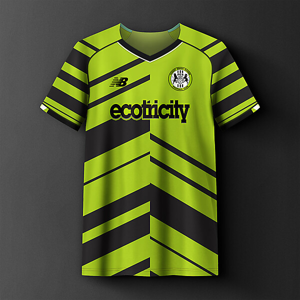 Forrest Green Rovers Home Concept