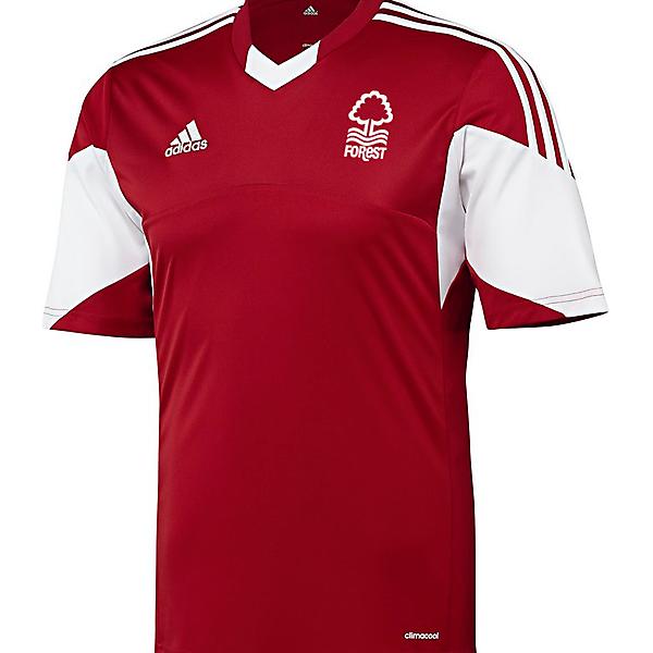Nottingham Forest Adidas Shirt