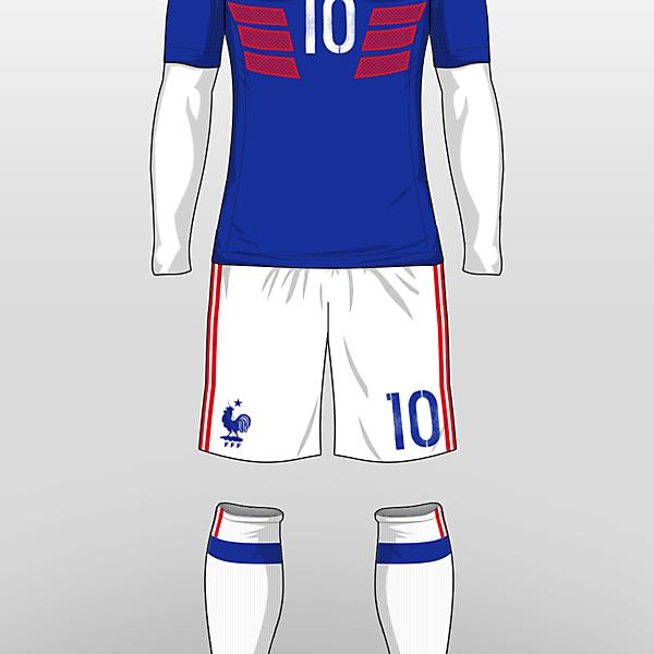 FRANCE - Adidas concept