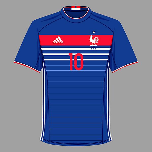 France - Home shirt