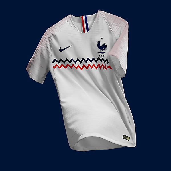 France Away Concept Kit
