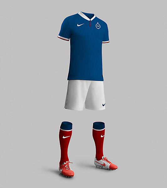 France Away Kit