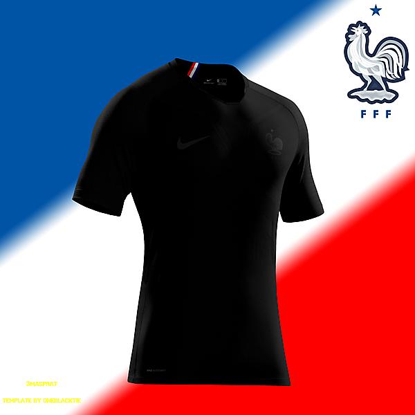 France Blackout Concept Kit