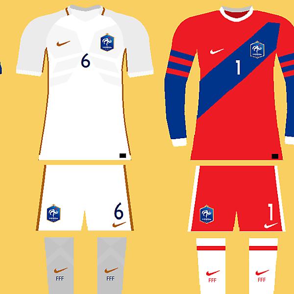 France concept kit (Euro 2016 alt.)