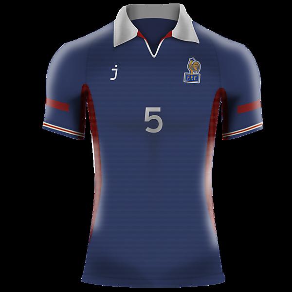 France home jersey by J-sports