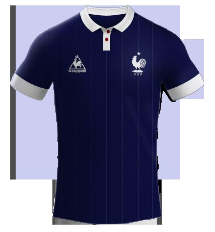 France Home kit