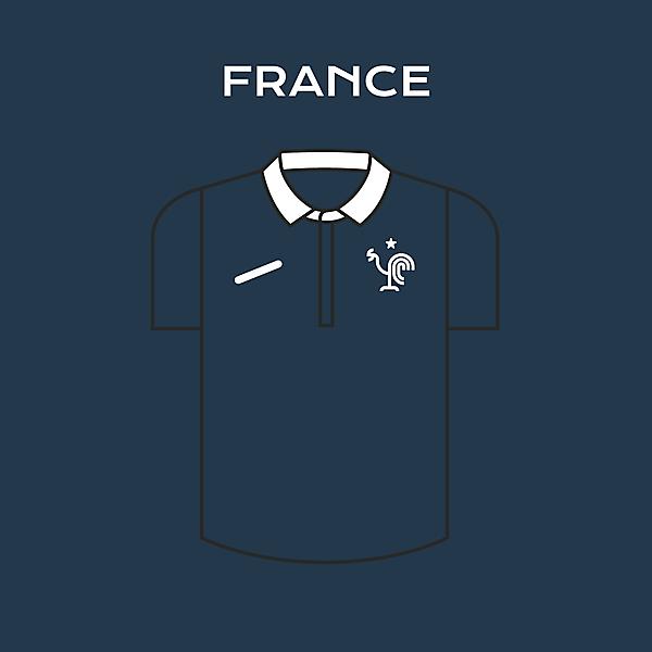 France Minimalist Home Kit