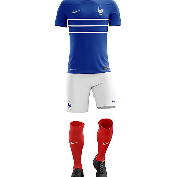 France x Home x Nike