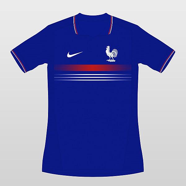 France x Nike