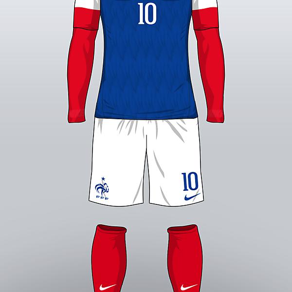 Francia - Home Kit 16/17 (concept)