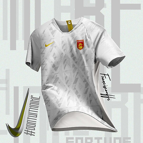 @FRANCISCOMFFC Hebei Fortune Kit Away (Concept)