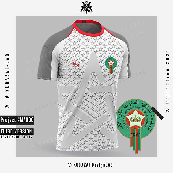 FRMF Morocco team - Third version