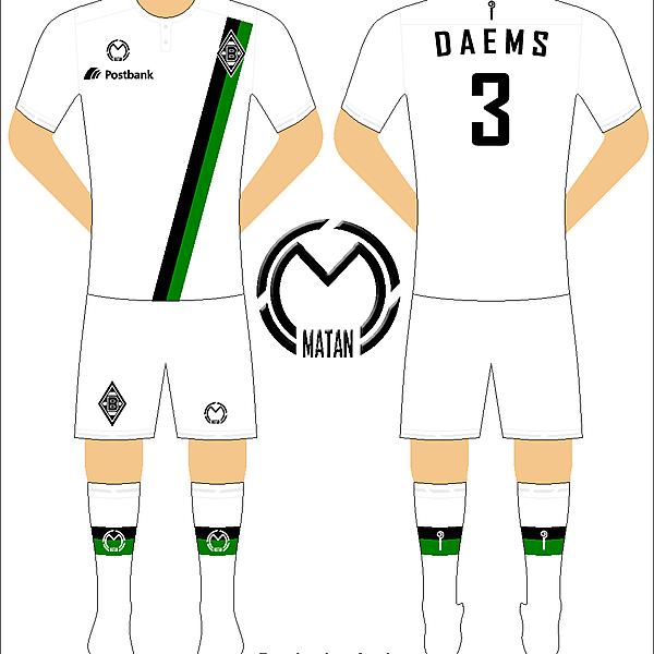 Borussia Mönchengladbach - Matan Kit